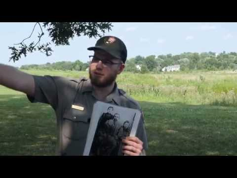 Picketts Charge and Archers Brigade with Gettysburg National Military Park Ranger Philip Brown