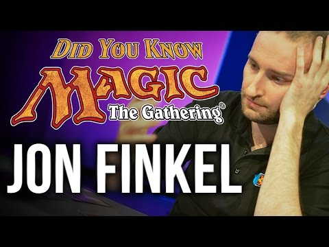 Did You Know Magic: Jon Finkel - Feat. Mike Flores
