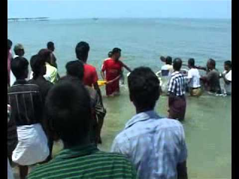 alappuzha beach accident 3 deth