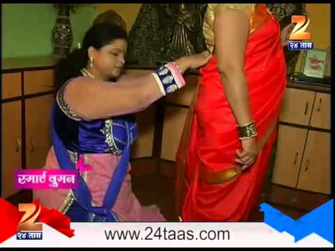 Smart Women: How To Wear Navavari Sarees 17th March 2015 video