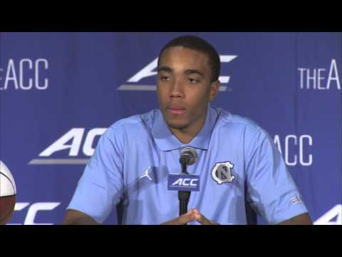 UNC Men's Basketball: Johnson at ACC Media Day