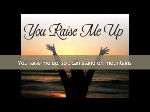 Westlife - You Raise me Up with Lyrics