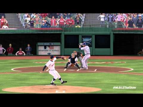 MLB® 12 The Show™ Jose Bautista Trailer