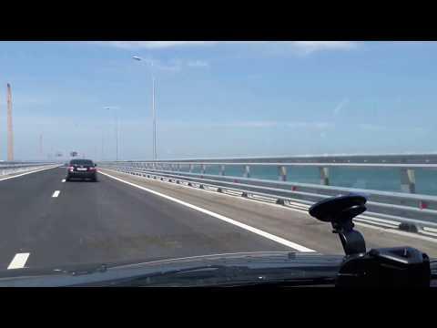 домой в крым по крымскому мосту