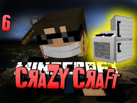 Minecraft CRAZY CRAFT 6 - IM IN THE KITCHEN(Minecraft Mod Survival)