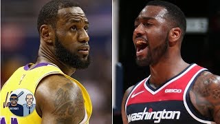 Wizards played with level of desperation against Lakers - Jalen Rose   Jalen & Jacoby