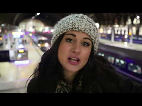 trains - Ebony Day - London Teen Hoot video