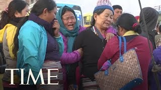 Bodies Of South Korean Climbers & Nepalese Guides Have Been Retrieved After A Mountain Storm | TIME