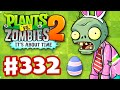 Plants vs. Zombies 2: It's About Time - Gameplay Walkthrough Part 332 - Easter Eggbreaker! (iOS)