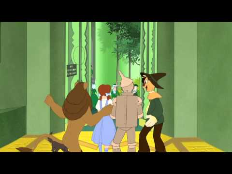 Tom and Jerry & The Wizard of Oz 2011 Official movie Trailer