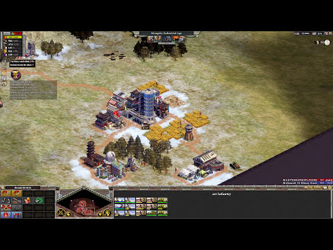 Let`s Play Rise Of Nations : Extended Edition Conquer the World Campaign (Mongols) Part 9