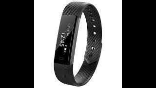 11TT YG3 Fitness Activity Tracker Smart Bracelet
