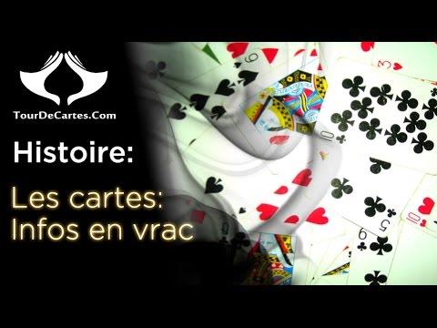 Les cartes: Infos en vrac (TourDeCartes.com)