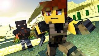 Minecraft Battlefield - Welcome To The Battlefield !? ( Minecraft Roleplay #1 )