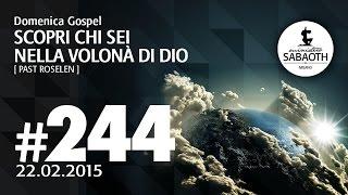 Domenica Gospel @ Milano   Scoprendo chi sei al centro della Volontà di Dio - Pastore Roselen   22.0
