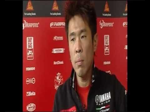Noriyuki Haga: la sua storia (Parte 1)