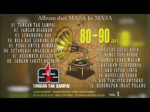ALBUM DARI MASA KE MASA 80 90AN   VOL 1