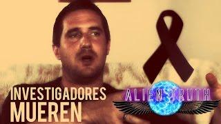 Alguien está aniquilando a los investigadores OVNI (14 lamentables casos) | Alien Truth