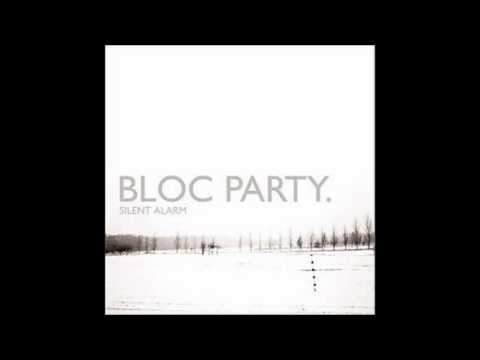 Bloc Party - Slient Alarm - Banquet  (2005) LYRICS
