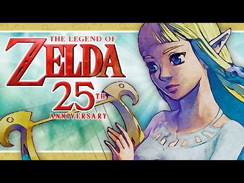 The Legend of Zelda: 25th Anniversary Orchestral Medley