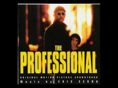 The shape of my heart- sting (The professional soundtrack)