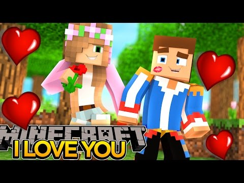 I LOVE YOU LITTLE KELLY - Minecraft Date Night - Little Donny Adventures.