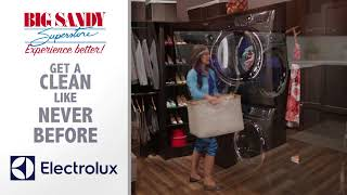 Big Sandy Superstore's Labor Day Savings on Electrolux!