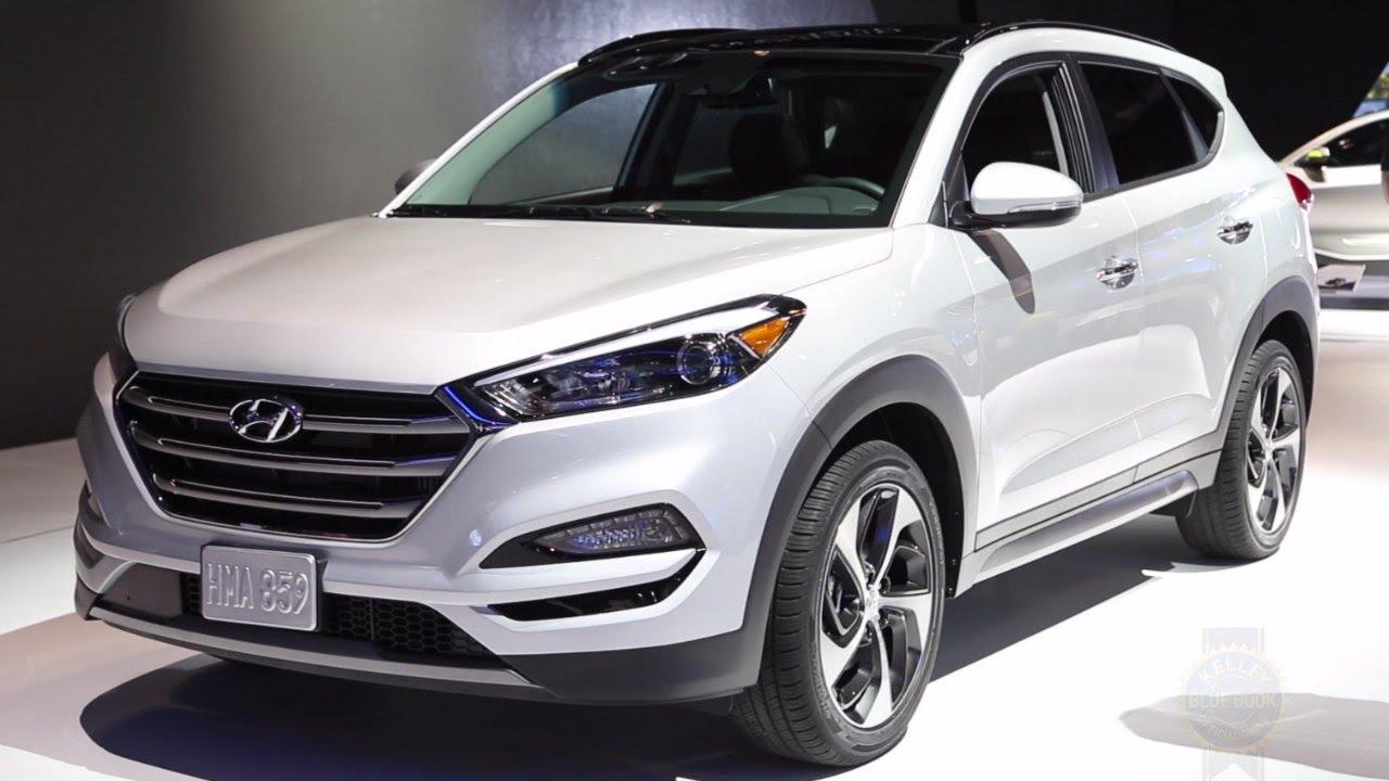 2016 Hyundai Tucson 2015 New