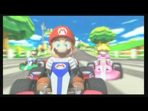 Mario kart wii trailer youtube - Mario kart wii voiture ...