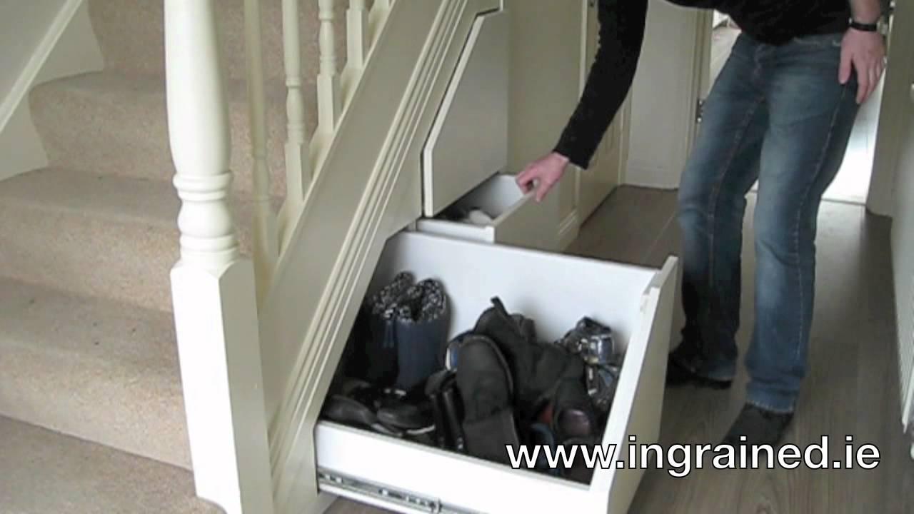 Understairs Storage in Dublin, Ireland - YouTube