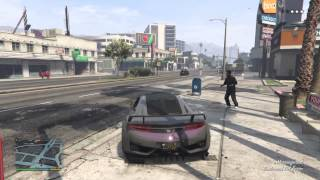 Grand Theft Auto V Trevor Lamar 5 Star Escape