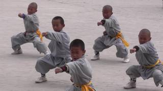 October 16, 2014   Deng Feng Shaolin Kung Fu School, China 8