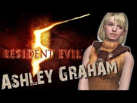 Resident Evil 5 PC - Ashley Graham