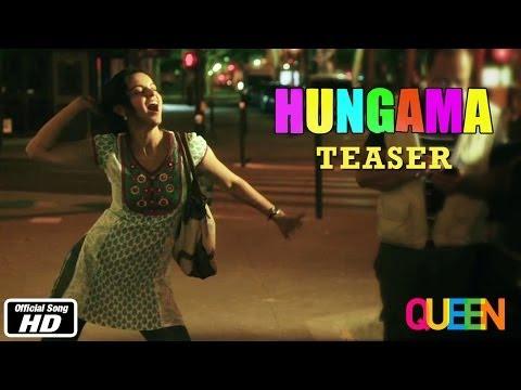 Queen | Hungama | Teaser | Kangana Ranaut | 7th Mar, 2014 video
