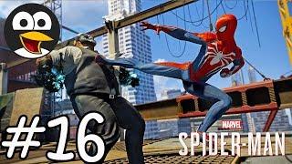 EL HOMBRE ARAÑA SPIDERMAN en Español - Videos de Juegos de Marvel's Spider-Man PS4 Pro #16