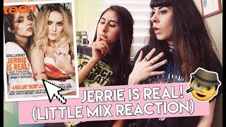 Download Lagu Jerrie Is Real! (Little Mix Reaction) Gratis STAFABAND