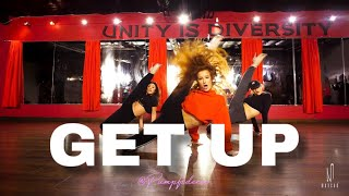 """GET UP"" by Ciara 