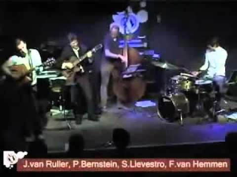 Jesse van Ruller_Peter Bernstein__4tet-live_Lazy Bird.flv