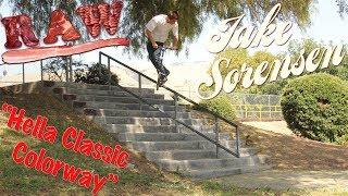 RAW: Jake Sorensen - Hella Classic Colorway