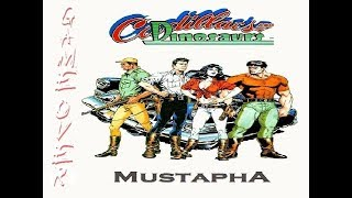 Cadillacs and Dinosaurs (Mustapha Video Game) - Full - Game Over