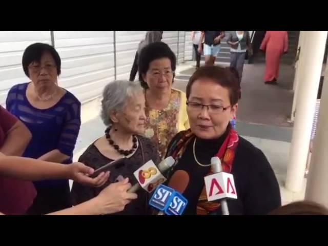 Yang Yin saga: Madam Chung's niece, Madam Hedy Mok, plans to appeal