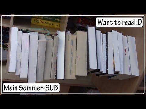 Want to Read || Was lese ich in den Sommerferien 2018? || 25 Bücher ;)