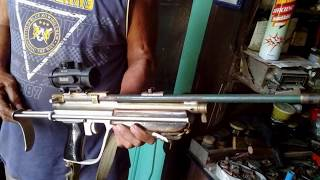 Airgun Bullpup Retractable  Folding Air Gun Cavite  Philippines