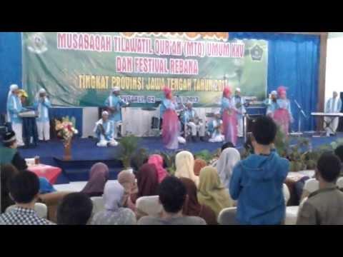 Ifroh Ya 'albi & Ahbabina Ya Aini - Nurun Nada Purworejo (no. Urut 027) video