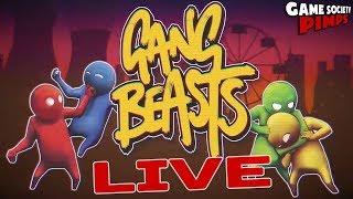 Innes is annoying / Gang beast livestream