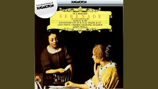 Serenade No.3 in D major K.185 (167a) : V. Andante grazioso