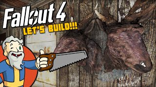 """COOL VACUUM HOPPER CONTRAPTION TRICK!!!"" MODDED Fallout 4 LET'S BUILD - 1080p HD PC Gameplay"