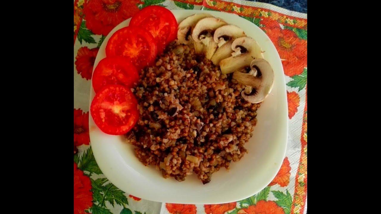 Из каши гречневой рецепты простые и вкусные