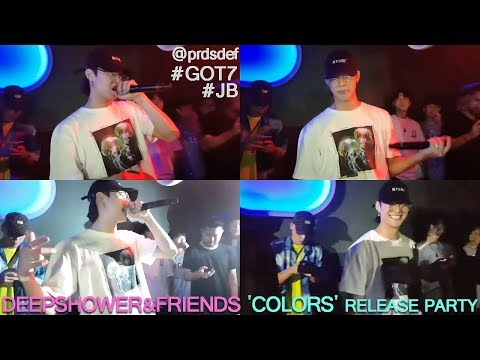 Download Lagu  180810 GOT7 JB 🌴 재범 deepshower party @soapseoul club Itaewon 이태원 클럽 공연 HIGHER Mp3 Free
