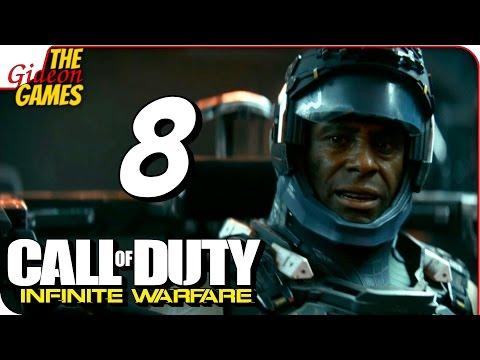 Прохождение Call of Duty: Infinite Warfare #8 ➤ ВЫСЫЛАЙТЕ ДЕСАНТ!